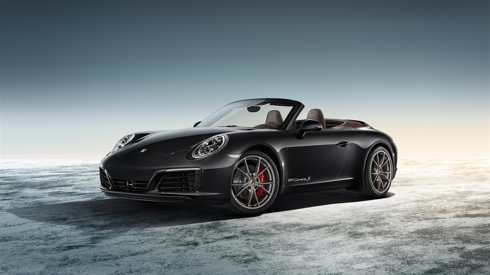 Exclusive 911 Carrera S Cabriolet