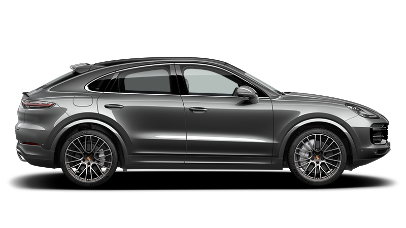 Porsche Новий Cayenne Coupe Turbo