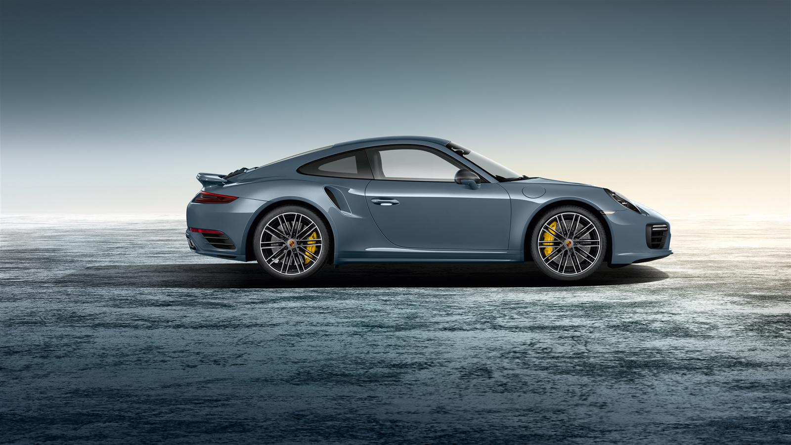 Exclusive 911 Turbo S