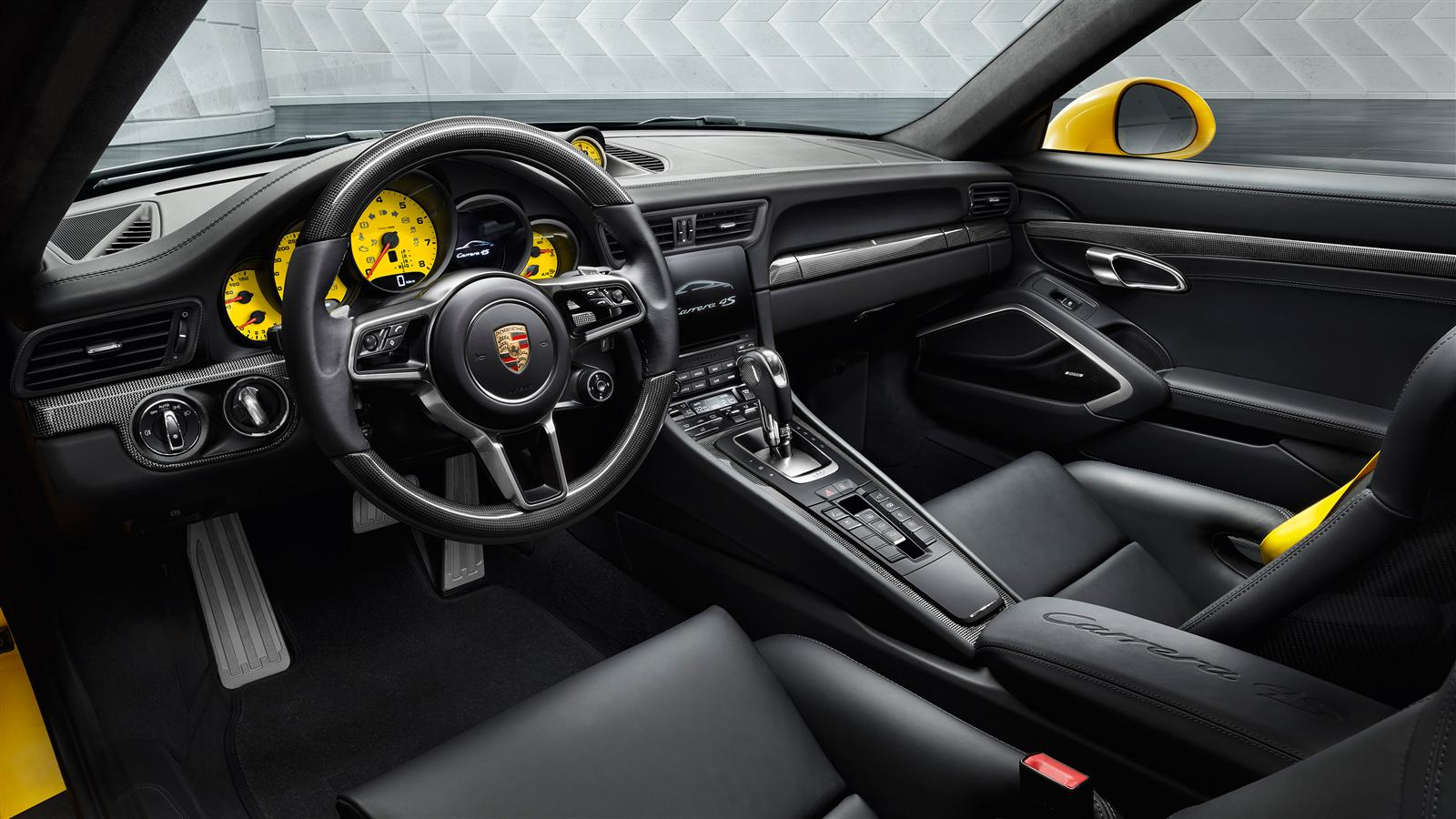 Exclusive 911 Carrera 4S