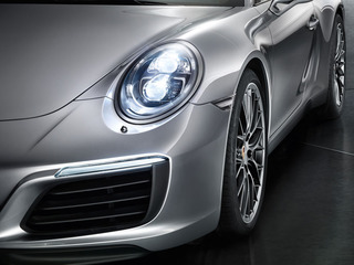 Система Porsche Dynamic Light System